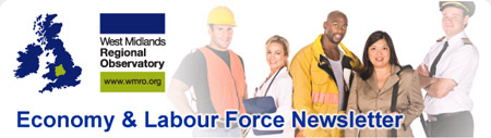Economy and labour force newsletter