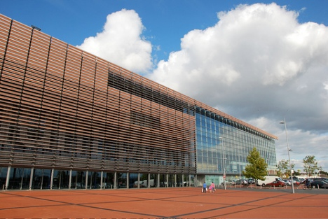 Millennium Point in Birmnigham